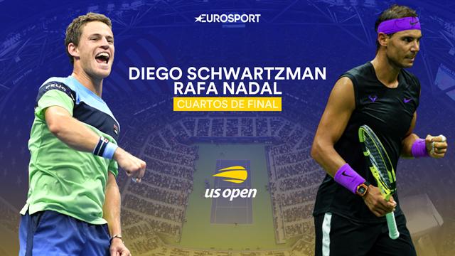 US Open 2019, Diego Schwartzman-Rafa Nadal: A tres pasos del título (03:00)