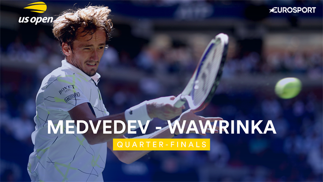 US Open 2019: Medvedev vs Wawrinka, vídeo resumen del partido