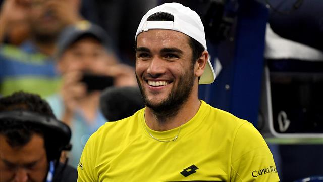 Berrettini-Monfils in diretta tv e Live-Streaming: la sfida dei quarti degli US Open