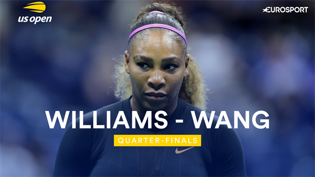 US Open 2019: Serena Williams vs Wang Qiang, vídeo resumen del partido