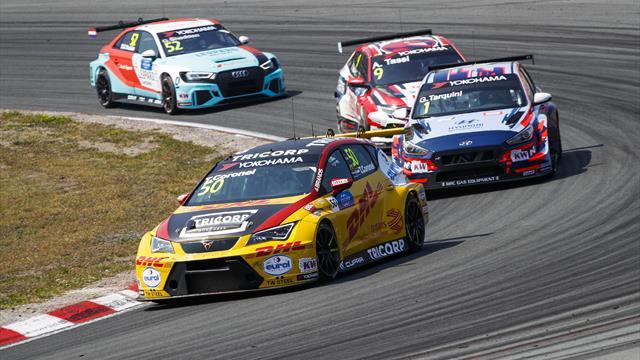 Coronel veut continuer sur sa lancée à la WTCR Race of China