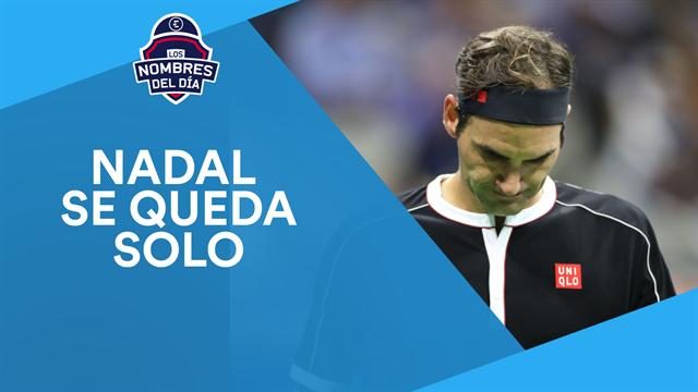 Federer, Hazard, Asensio, Luis Suárez y Vinicius, los nombres del día