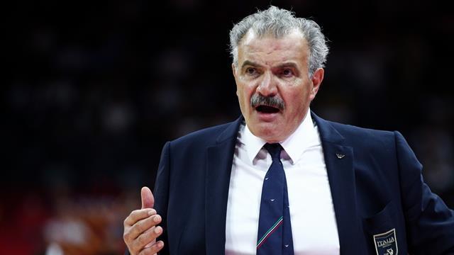 """Sacchetti: """"Serbia squadra di altissimo livello, ha giocato al 99%"""", Datome: """"Restiamo concentrati"""""""