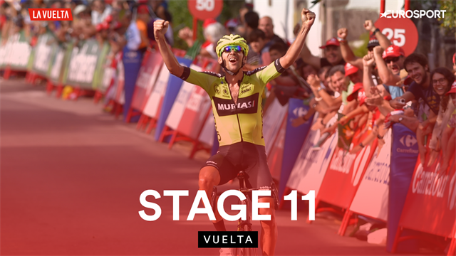 Highlights: Magnificent Iturria stars on Stage 11