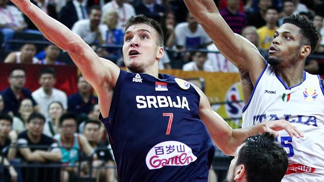 Serbia, Spain and Argentina maintain perfect starts