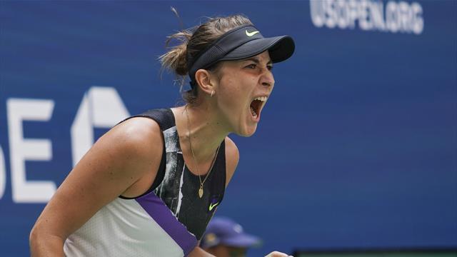 Bencic defeats Vekic to secure maiden Grand Slam semi-final