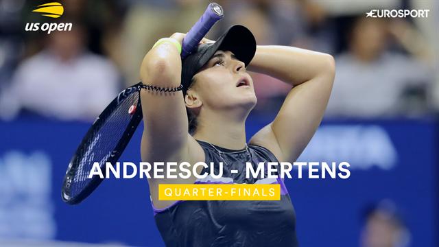 US Open| 19-jarige Andreescu bereikt halve finale