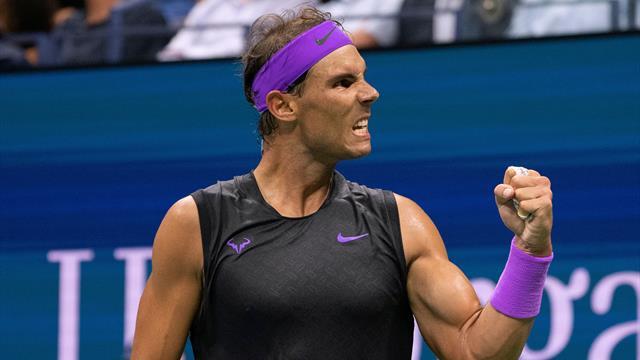 US Open 2019, Schwartzman-Nadal: Montañas rusas, susto y resiliencia (4-6, 5-7 y 2-6)