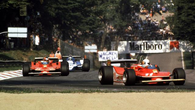 Monza, 40 anni fa il boom delle Minigonne. E la F1 del 2021 tornerà all'effetto suolo