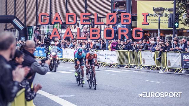 LIVE: Stream gadeløbet i Aalborg gratis lige her!