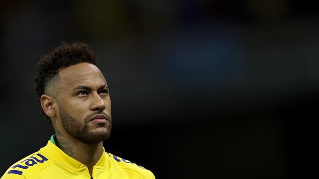 PSG : Thiago Silva se réjouit pour Neymar