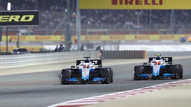 Sakhir, première épreuve de l'Histoire de la F1 à huis clos