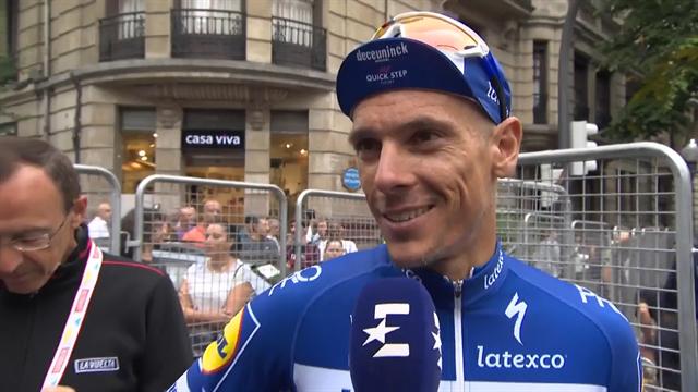 """Gilbert: """"Ik kende de andere renners niet"""""""