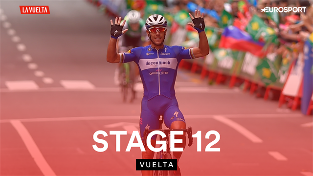 Stage 12 Highlights - Gilbert wins in Bilbao