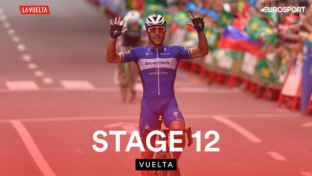 Vuelta, Gilbert trionfa a Bilbao nella 12esima tappa. Roglic resta maglia rossa