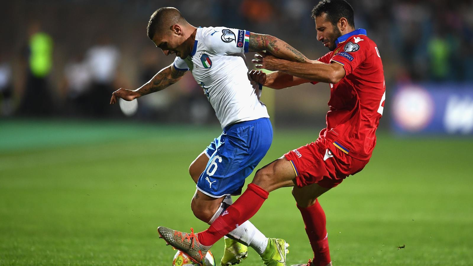 """Résultat de recherche d'images pour """"Armenia 1:3 Italie"""""""