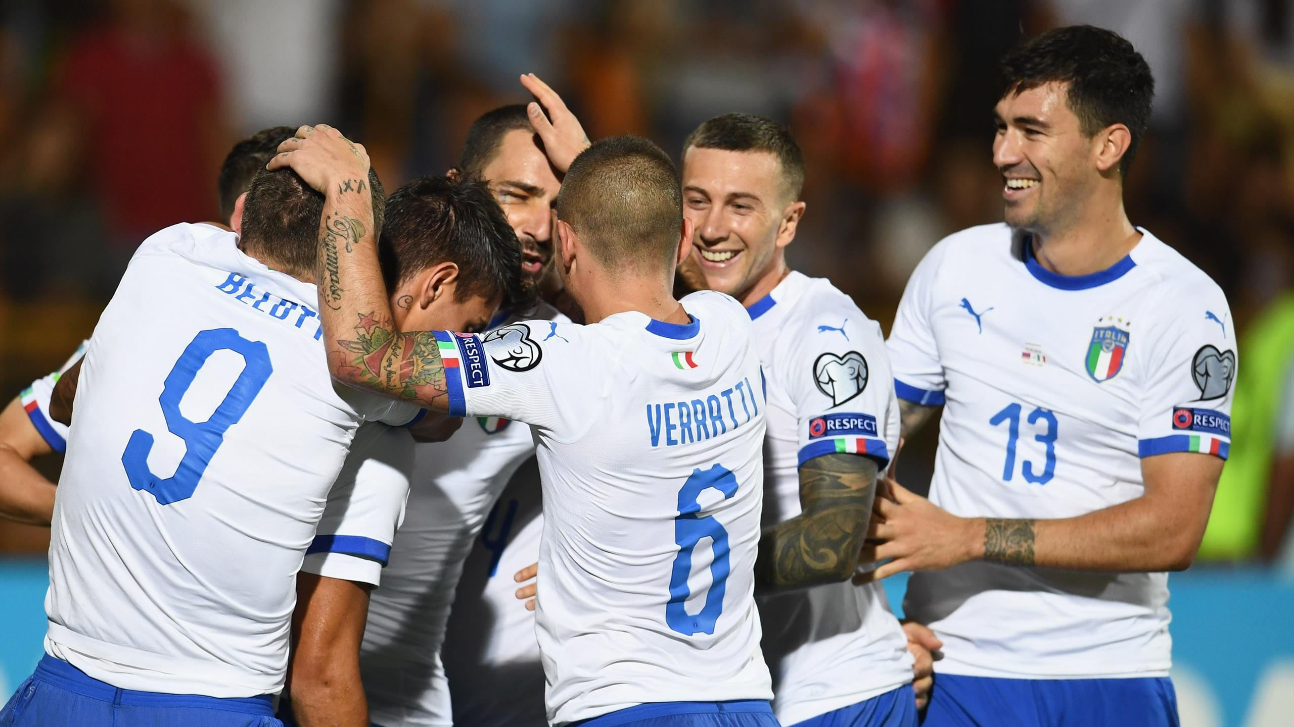 Italien Qualifikation