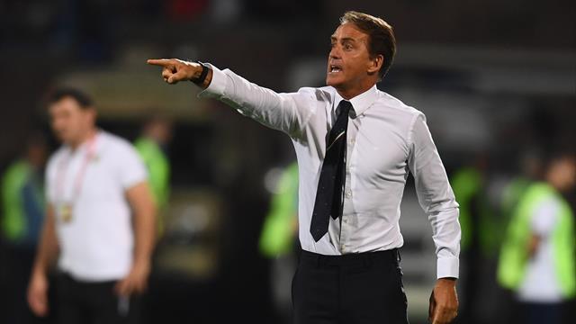 """Mancini: """"In azzurro ho vinto poco da giocatore, l'obiettivo farlo da ct"""""""
