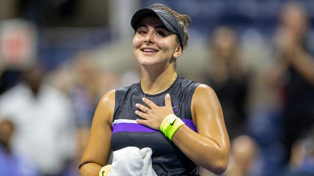 Il tennis alla Bencic non basta: Andreescu più forte di testa, sarà finale con Serena
