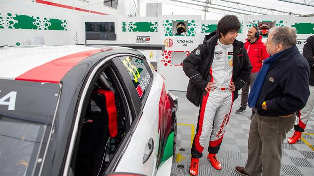 WTCR Race of China : Les pilotes évoquent le challenge Ningbo