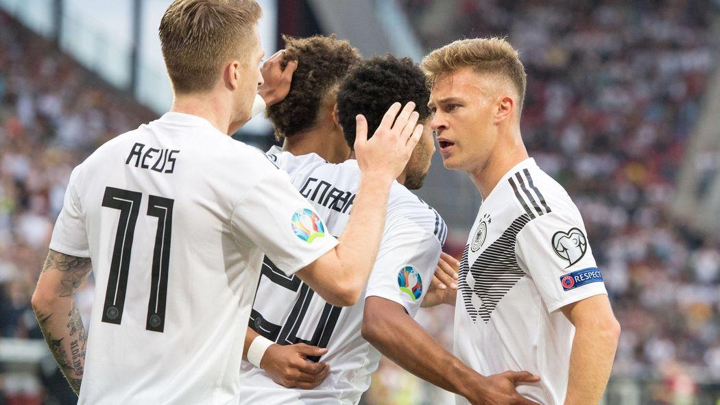 Em Qualifikation Estland Deutschland Live Im Tv Im