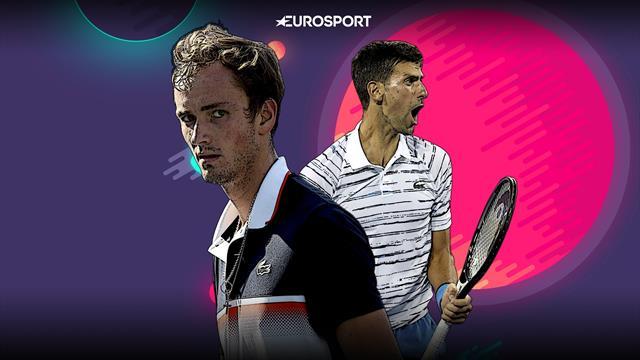 На US Open освистали Джоковича и Медведева. Американцам плевать на манеры – их интересует только шоу