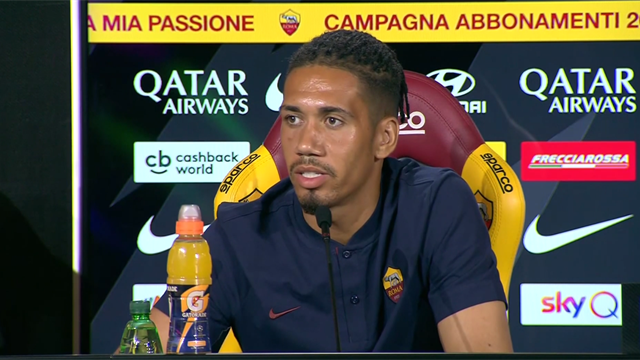 Chris Smalling eyes long-term stay in Italy
