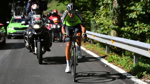 Vuelta a España2019, lo que te perdiste (13ª etapa): La exhibición rodadora de Héctor Sáez