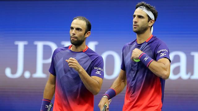 Après Wimbledon, Cabal et Farah font la passe de deux à Flushing