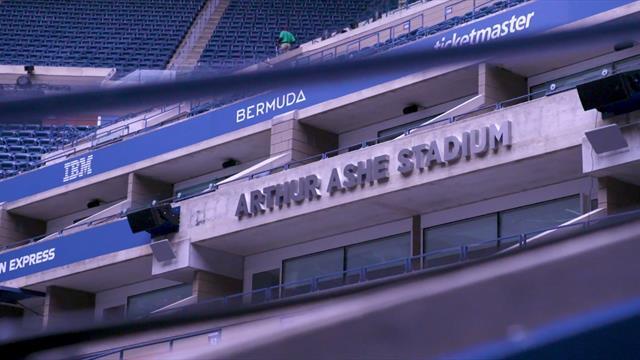 US Open | Een kijkje achter de schermen bij het Arthur Ashe Stadium