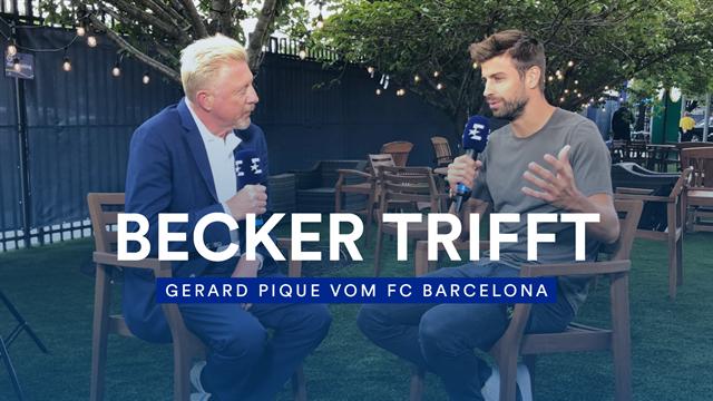 "Becker im Talk mit Piqué: ""Der Davis Cup muss dahin zurück, wo er hingehört"""