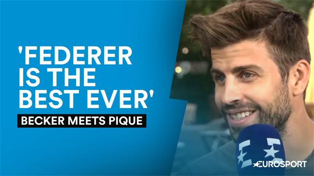 Gerard Pique exclusive: 'Federer best player in history'; what he told Neymar