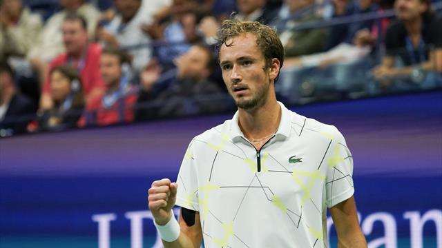 Медведев: «В финале мне удалось дать классный бой одному из лучших игроков в истории тенниса»