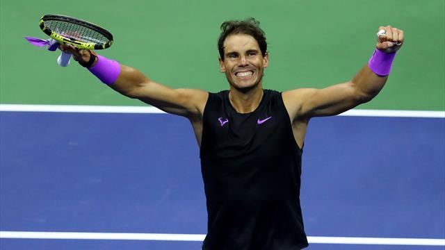 Nadal ends Berrettini dream and reaches US Open final