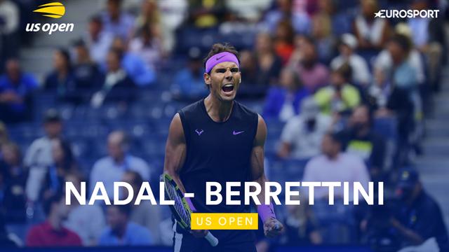 US Open | Nadal naar 5e US Open finale