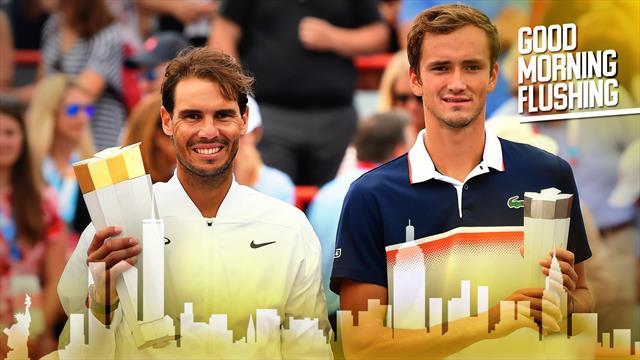 Une finale Nadal - Medvedev ? Si surprenant, tellement logique...