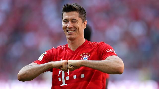 """Kleine Lewandowski-Spitze gegen BVB: FC Bayern sein erster """"großer Verein"""""""