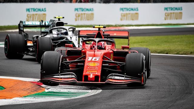 Formel 1: Der Große Preis von Monza live im TV und im Livestream