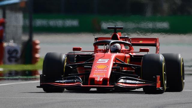 """Vettel non pénalisé au """"bénéfice du doute"""""""