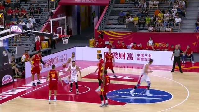 Turkey beat Montenegro at Basketball Fiba World Cup