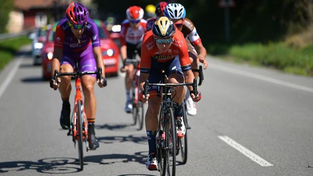 Vuelta a España2019, lo que te perdiste (14ª etapa): Una fuga peleona y Madrazo luchando la montaña