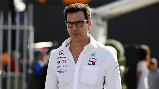 Pour Wolff, Bottas n'a pas la capacité d'Hamilton pour chasser une voiture et la doubler