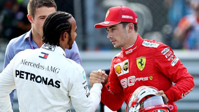 Duel Leclerc - Hamilton, série de Mercedes, records en danger: le Grand Prix en questions