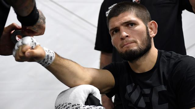 Хабиб остался вторым в общем рейтинге UFC, Конор – 12-й