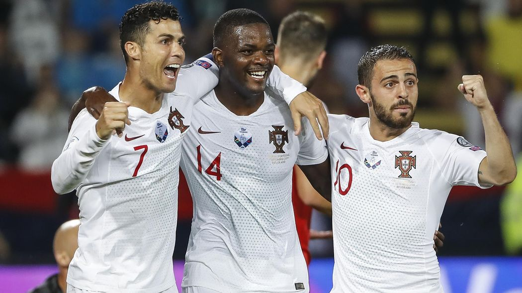 Portugal World Cup Squad 2020.Portugal Ease To Win After Ding Dong Battle Against Serbia