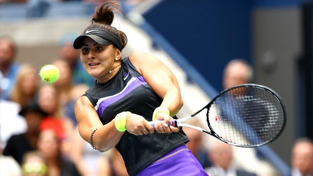 Top 10 US Open: i colpi più belli del torneo femminile, da Sakkari a Babos