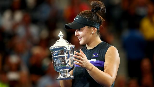 Reaction: Andreescu shocked by US Open triumph, Serena gracious