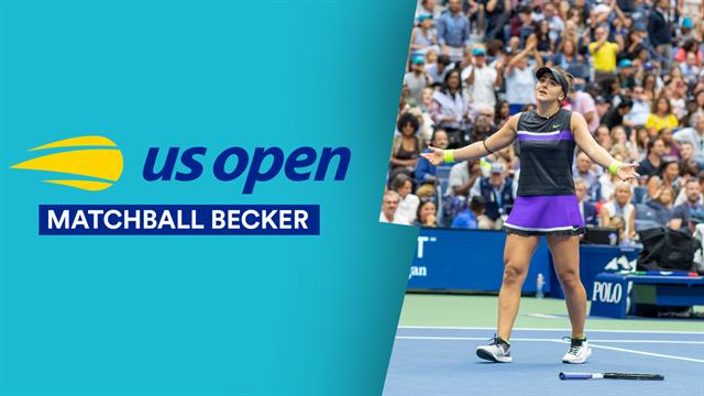 """Becker adelt Andreescu: """"Ich vergleiche das fast mit meinem ersten Wimbledon-Sieg"""""""
