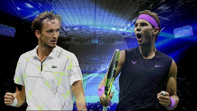 Pour talonner Federer, l'habitué Nadal n'a plus qu'à franchir le mur Medvedev