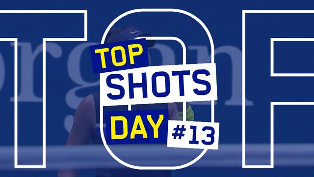 Top 5: i colpi più belli della finale fra Andreescu e Williams: Serena cade ma regala magie a rete!